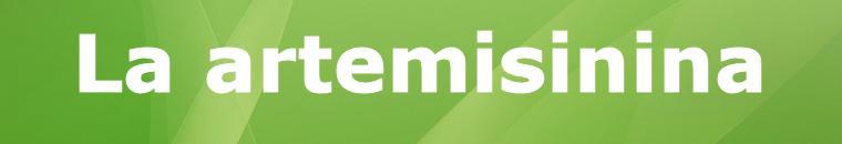La artemisinina