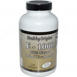 Healthy Origins, E-1000, 120 Softgels