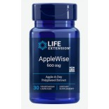 Applewise Extracto Polifenoles 600 Mg - 30 Cápsulas Vegetarianas - Life Extension