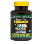 Commando 2000 Antioxidant Protection (90 Tablets) - Nature's Plus