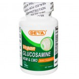 Vegan - Glucosamine - MSM & CMO (90 Tablets) - Deva