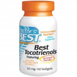 Tocotrienols, 50 mg (60 Caps) - Doctor's Best