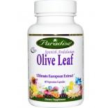 Paradise Herbs, Spanish Andalusian Olive Leaf, 60 Veggie Caps
