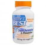 Suntheanine L-Theanine 150 mg (90 Veg Capsules) - Doctor's Best