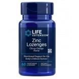 Zinc Lozenges- Natural Citrus-Orange Flavor (60 Veggie Lozenges ) - Life Extension