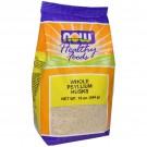 Whole Psyllium Husks (454 gram) - Now Foods