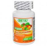 Multivitamine voor Vegetariers en Veganisten (90 Tabletten) - Deva