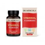El Dr. Mercola, la vitamina K2, 30 Cápsulas