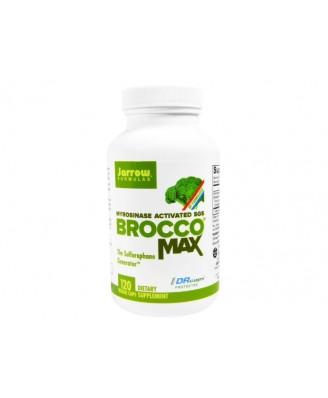 BroccoMax Myrosinase Activated SGS (120 Veggie Caps) - Jarrow Formulas
