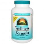 Wellness Formula- Herbal Defense Complex (240 capsules) - Source Naturals