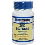 Life Extension, tabletas de chupar de cinc, cítricos-naranja sabor, 60 pastillas vegetarianas