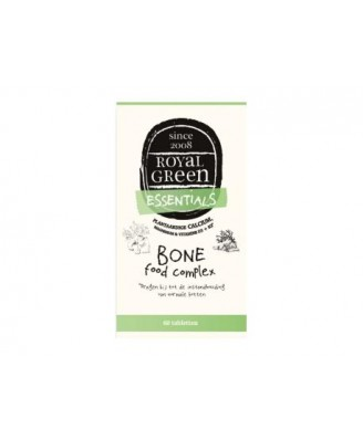 Bone Food Complex – 60 Tabs – Royal Green
