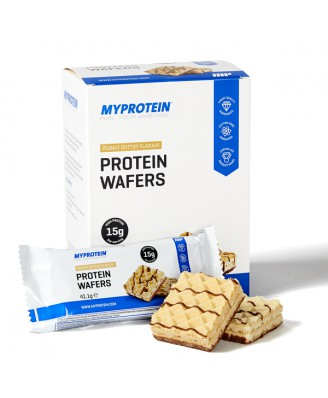 Protein Wafers, Chocolate 10x40 - MyProtein