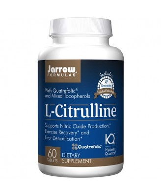 L-Citrulline (60 tablets) - Jarrow Formulas