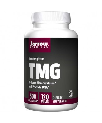 TMG Trimethylglycine 500 mg (120 tablets) - Jarrow Formulas