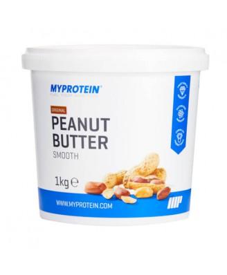 Peanut Butter Natural - Smooth - MyProtein