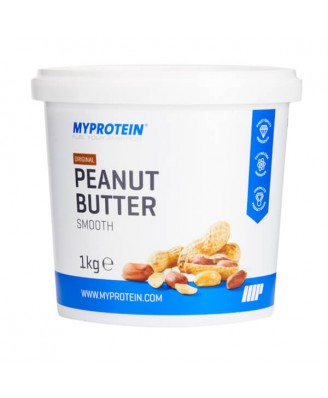 Peanut Butter Natural - Smooth - MyProtein