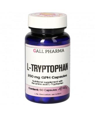 L-Tryptophan 250 mg GPH (60 Capsules) - Gall Pharma GmbH