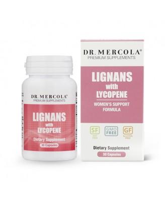 Lignans with Lycopene (30 capsules) - Dr. Mercola