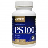 Jarrow Formulas, PS100, Phosphatidylserine, 100 mg, 60 Softgels