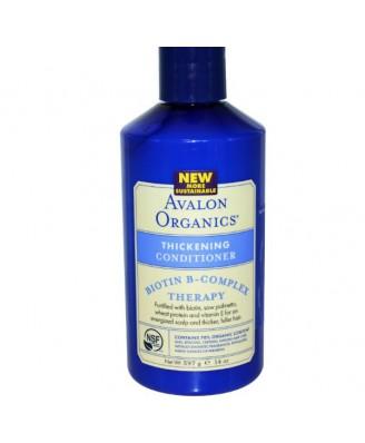 Biotine B-Complex Verdikkings Conditioner (397 ml) - Avalon Organics