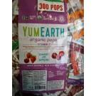 Mix van Biologische Vitamine C Lollies (2268 g) - Yummy Earth