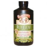 Hoja de olivo Complejo, menta Sabor de Barlean 16 oz (454 g)