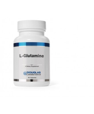 L-Glutamine (500mg.) 60 caps - Douglas Laboratories
