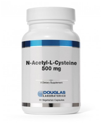 Douglas Laboratories, N-Acetyl-L-Cysteine, 90 vegetarian capsules