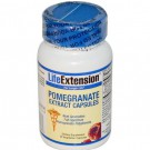 Pomegranate Fruit Extract (30 Veggie Caps ) - Life Extension