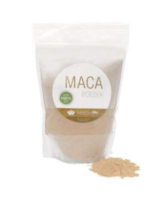 Biologisch Macapoeder (500 gram) - Superfoodme