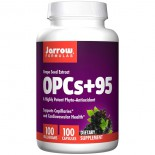 OPCs + 95 Grape Seed Extract 100 mg (100 Capsules) - Jarrow Formulas