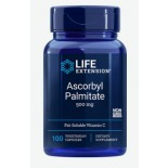 Ascorbyl Palmitate 500 mg (100 Veggie Capsules) - Life Extension