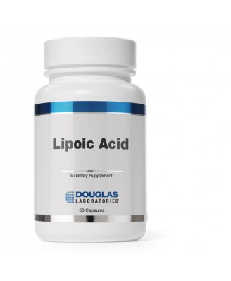 Lipoic Acid  (60 cápsulas) - Douglas Laboratories