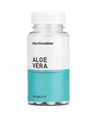 Aloe Vera (90 Tablets) - Myvitamins