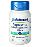 Applewise Polyfenol-Extract 600 Mg - 30 Plantaardige Capsules - Life Extension