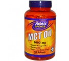 Now Foods Sports, MCT Oil, 1000 mg, 150 Softgels
