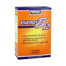 Energy B-12 2000 mcg (75 sachets) - Now Foods