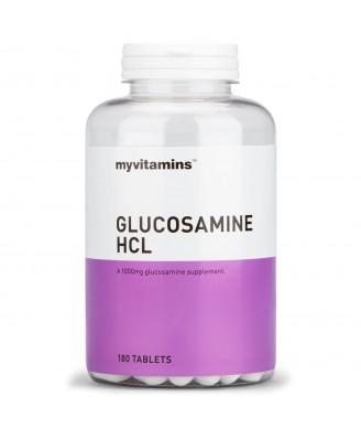 Myvitamins Glucosamine HCl, 180 Tablets (180 Tablets) - Myvitamins