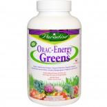 Paradise Herbs, ORAC-Energy Greens, 120 Veggie Caps