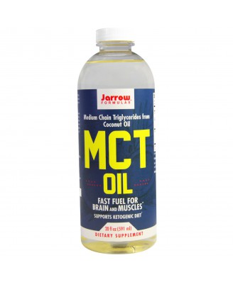 MCT Oil (591 ml) - Jarrow Formulas