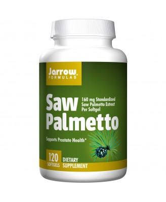 Jarrow Formulas, Saw Palmetto, 120 Softgels