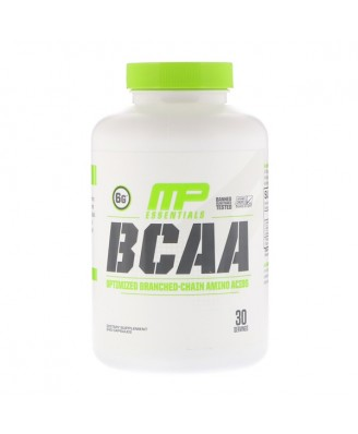 MusclePharm BCAA 3:1:2 240 caps