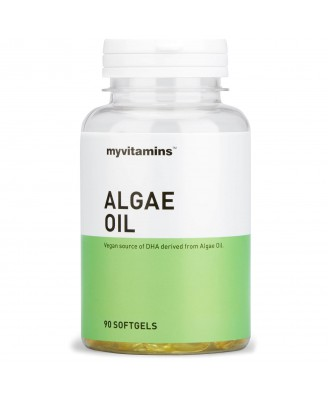 Algae Oil (90 Softgels) - Myvitamins