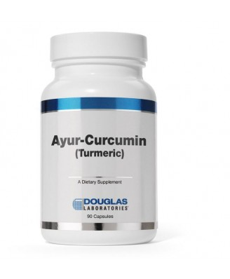 Ayur-curcumina Cap ya (90 cápsulas) - Douglas Laboratories