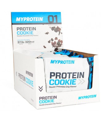 MP Max Protein Cookie, Chocolate Orange, Box, 12 x 75g - MyProtein