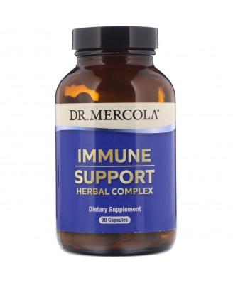 Dr. Mercola, Premium Supplements, Immune Support, 90 Capsules