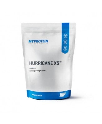 Hurricane XS, Natural Strawberry, 2.5kg - MyProtein