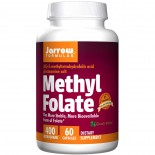 Methyl Folate 400 mcg (60 Capsules) - Jarrow Formulas