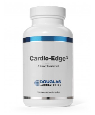 Cardio-Edge (120 Vegetarian Capsules) - Douglas Laboratories